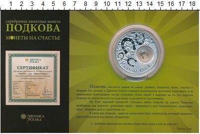 Изображение Подарочные монеты Ниуэ 1 доллар 2010 Серебро Proof Памятная монет 1 дол