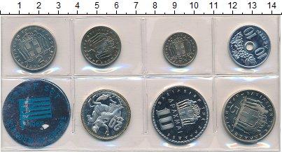 Изображение Наборы монет Греция Набор 1965 года 1965  Proof Набор из семи монет