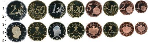 Изображение Наборы монет Монако Набор 2006 года 2006  Proof- Один из самых редких