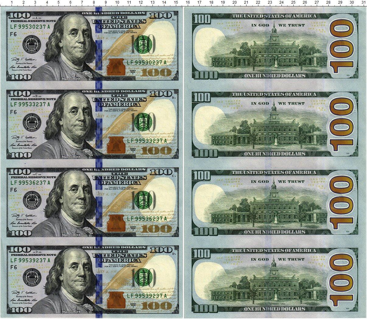 Деньги америки фото и описание
