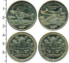Изображение Наборы монет Микронезия 5 долларов 2019 Латунь UNC В наборе 2 монеты но