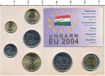 Изображение Наборы монет Венгрия Венгрия 1995-2003 0  AUNC В наборе 7 монет ном
