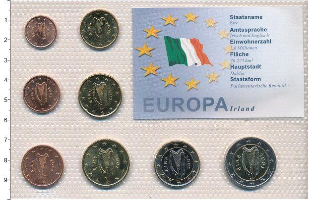 Изображение Наборы монет Ирландия Ирландия 2003 2003  AUNC В наборе 8 монет ном