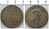 Изображение Монеты Анхальт-Бернбург 8 грош 1758 Серебро VF Виктор Фридрих.