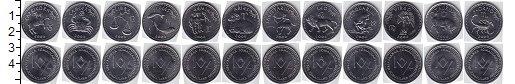 Изображение Наборы монет Сомали Сомали 2006 2006 Медно-никель AUNC