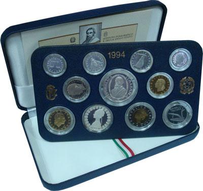Изображение Подарочные наборы Италия 400-летия Тинторетто 1994
