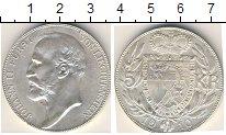 Изображение Монеты Лихтенштейн 5 крон 1910 Серебро