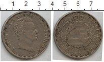 Изображение Монеты Саксония 1 талер 1828 Серебро