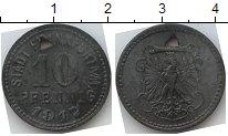 Изображение Монеты Нотгельды 10 пфеннигов 1917 Цинк UNC- Франкфурт на Майне