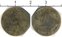 Изображение Монеты Германия Пруссия 3 гроша 1784 Серебро