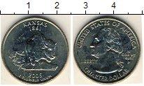 Изображение Мелочь США 1/4 доллара 2005 Медно-никель UNC-