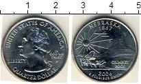 Изображение Мелочь США 1/4 доллара 2006 Медно-никель UNC-