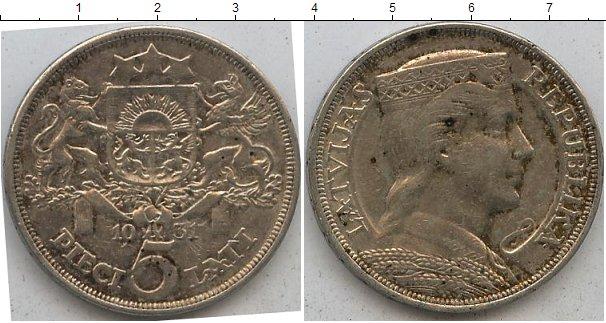 Пять латов 1931 цена ценность бумажных 10 рублей