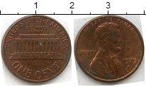 Изображение Мелочь США 1 цент 0 Медь VF
