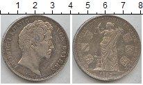 Изображение Монеты Бавария 2 талера 1837 Серебро