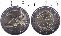 Изображение Мелочь Австрия 2 евро 2009 Биметалл UNC-