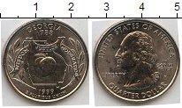 Изображение Мелочь США 1/4 доллара 1999 Медно-никель XF