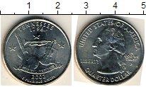 Изображение Мелочь США 1/4 доллара 2002 Медно-никель AUNC