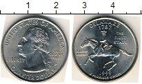 Изображение Мелочь США 1/4 доллара 1999 Медно-никель UNC