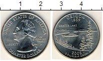 Изображение Мелочь США 1/4 доллара 2005 Медно-никель UNC
