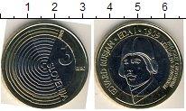 Изображение Мелочь Словения 3 евро 2009 Биметалл UNC-