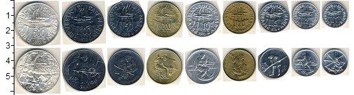 Изображение Наборы монет Сан-Марино Сан-Марино 1978 1978  AUNC Набор состоит из 9 м