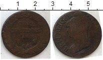 Изображение Монеты Франция 5 сентим 0 Медь  LAN 8, AA