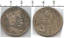 Изображение Монеты Эритрея 2 лиры 1896 Серебро