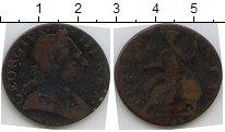 Изображение Монеты Великобритания 1/2 пенни 0 Медь  KM#647. Георг III