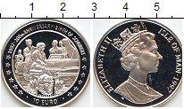 Изображение Монеты Остров Мэн 10 евро 1997 Серебро Proof