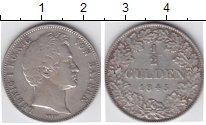 Изображение Монеты Бавария 1/2 гульдена 1845 Серебро  Людвиг I