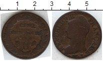 Изображение Монеты Франция 5 сентим 0 Медь  LAN 8. AA