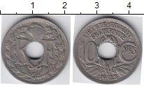 Изображение Мелочь Франция 10 сентим 1935 Медно-никель  *