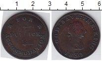 Изображение Монеты Великобритания жетон 1830 Медь