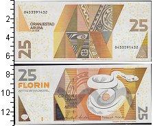 Изображение Боны Аруба 25 флорин 2003  UNC