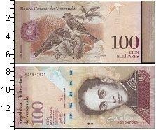 Изображение Боны Венесуэла 100 боливар 2012  UNC