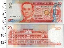 Изображение Боны Филиппины 20 песо 2012  UNC