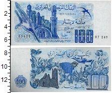 Изображение Банкноты Алжир 100 динар 1981  UNC