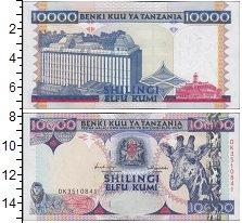Изображение Боны Танзания 10000 шиллингов 0  UNC
