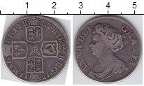 Изображение Монеты Великобритания 1 шиллинг 1777 Серебро  Анна