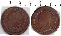 Изображение Монеты Франция 5 сентим 0 Медь  LAN 8