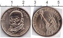 Изображение Мелочь США 1 доллар 2008 Медно-никель UNC