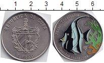 Изображение Мелочь Куба 1 песо 2006 Медно-никель UNC