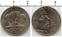 Изображение Мелочь США 5 центов 2005 Медно-никель UNC-