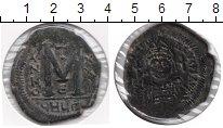 Изображение Монеты Византия номинал? 0 Медь  Юстиниан Фолус