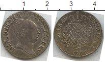 Изображение Монеты Бавария 6 крейцеров 1816 Серебро