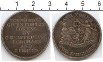 Изображение Монеты Великобритания 2 шиллинга 0 Серебро  Банный токен