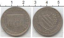 Изображение Монеты Великобритания 1 шиллинг 0 Серебро