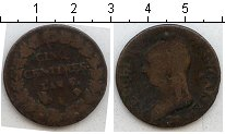 Изображение Монеты Франция 5 сентим 0 Медь  LAN 5