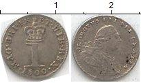 Изображение Монеты Великобритания 1 пенни 1800 Серебро  Георг III